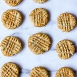 Grain-Free Peanut Butter Cookies
