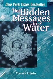 My Favorite Resources: The Hidden Messages in Water book cover