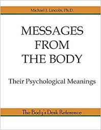 My Favorite Resources: Messages from the Body book cover