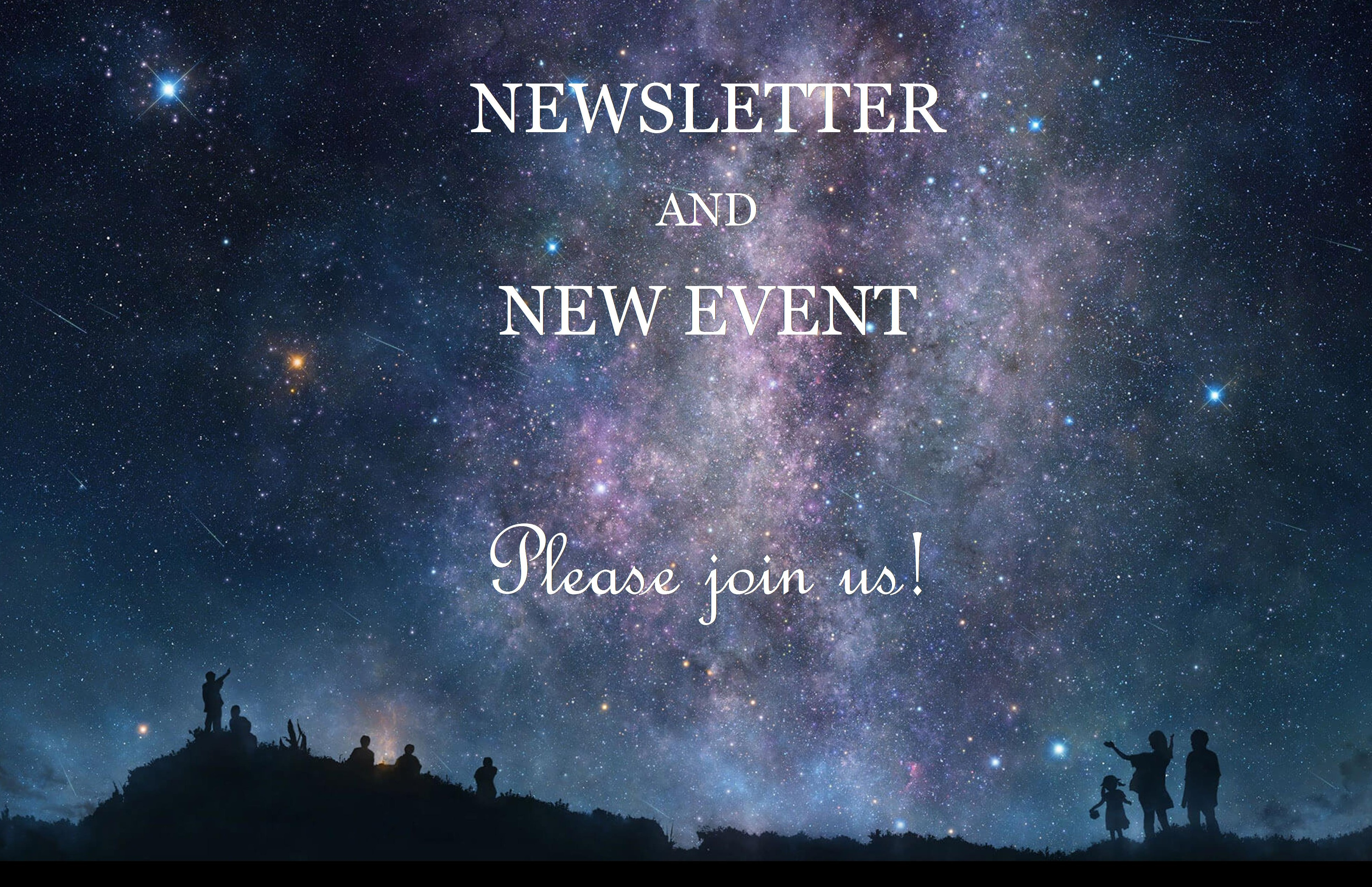 New Online Interview, Newsletter and New Moon… Join us!
