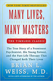 My Favorite Resources Many Lives, Many Masters Book Cover