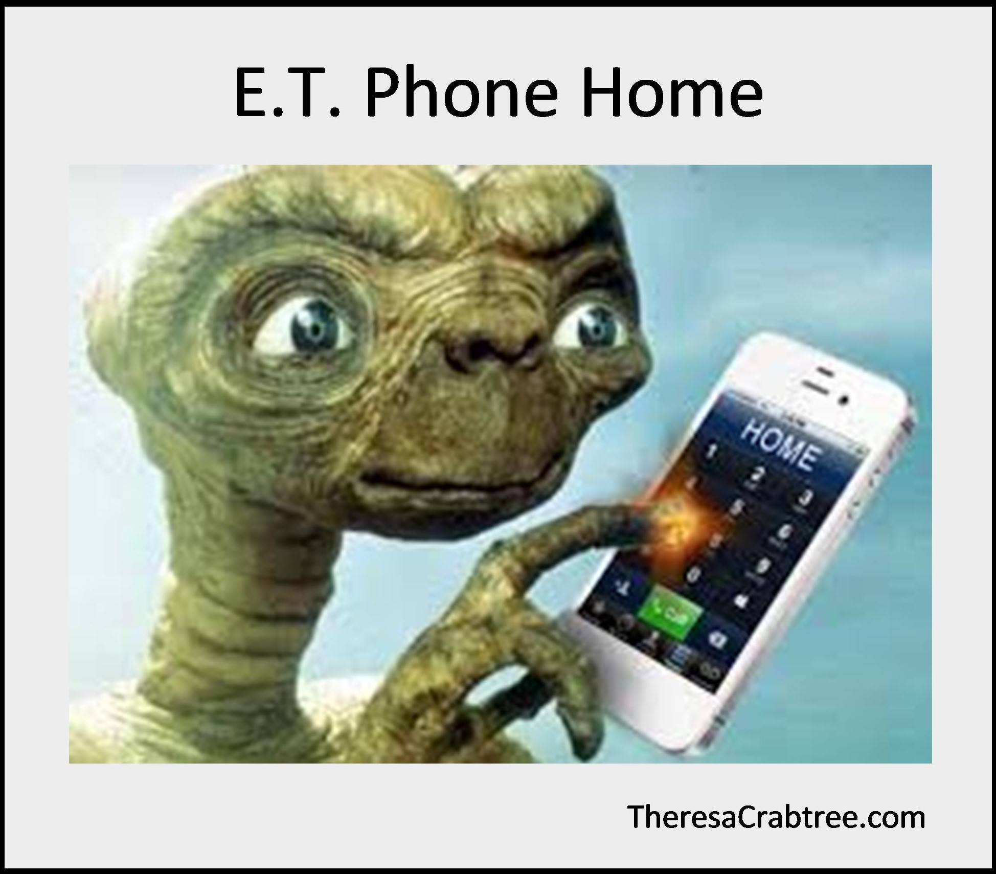 Soul Connection 188 ~ E.T. Phone Home