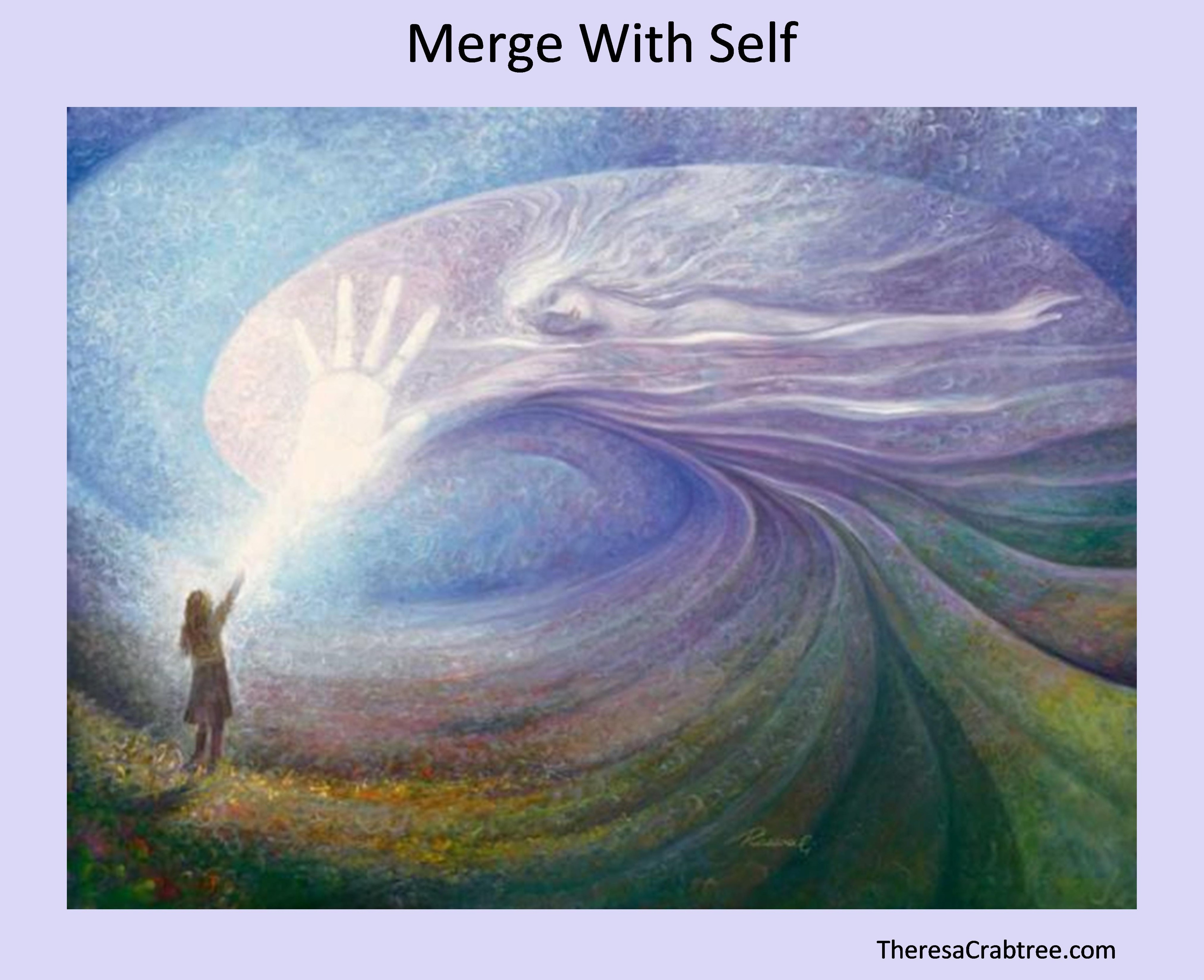 Soul Connection 185 ~ Merge with Self