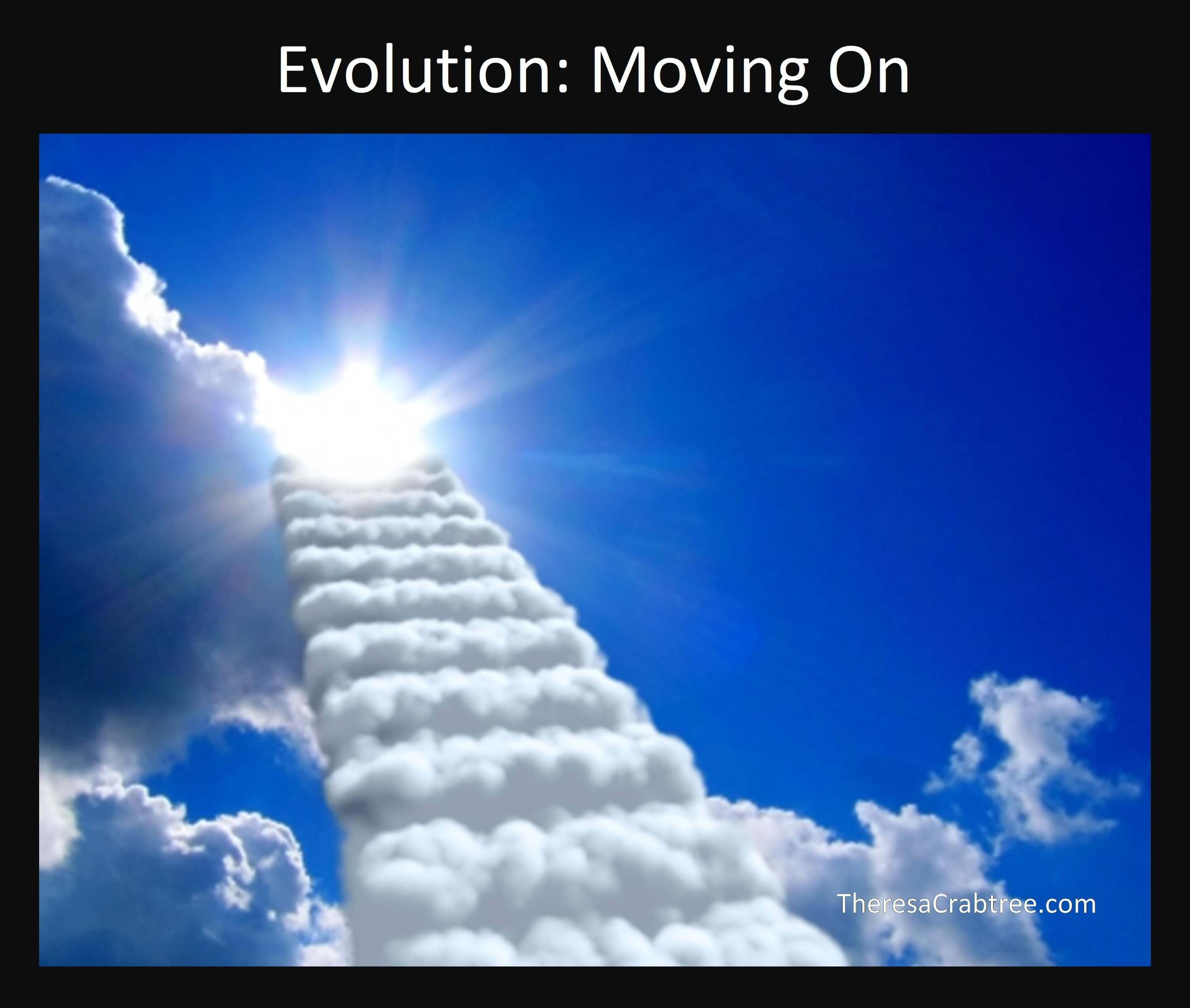 Soul Connection 203 ~ Evolution: Moving On