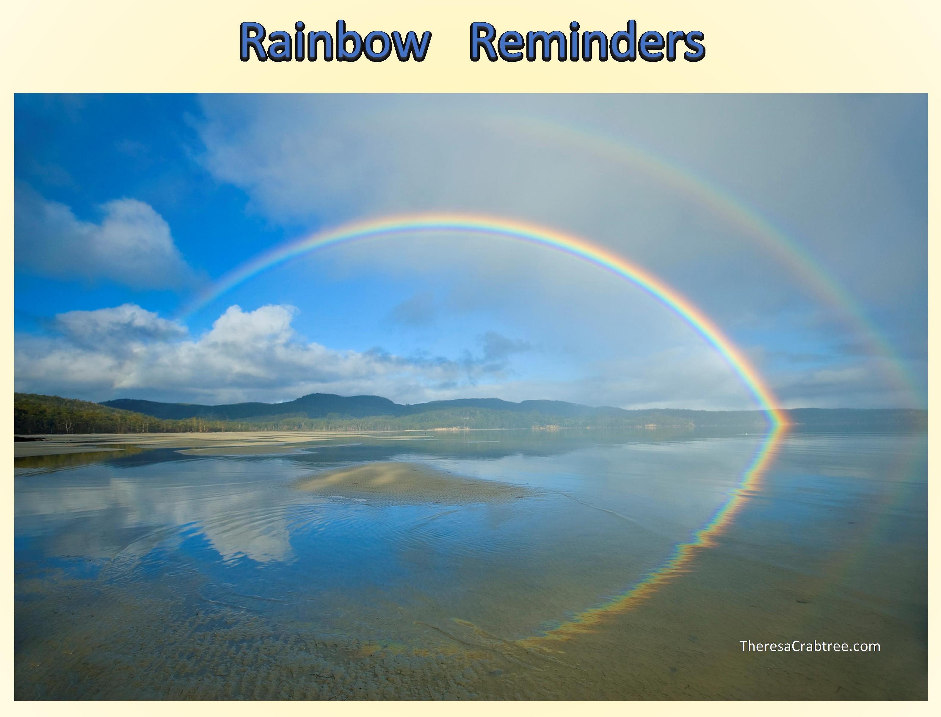 Rainbow Reminders