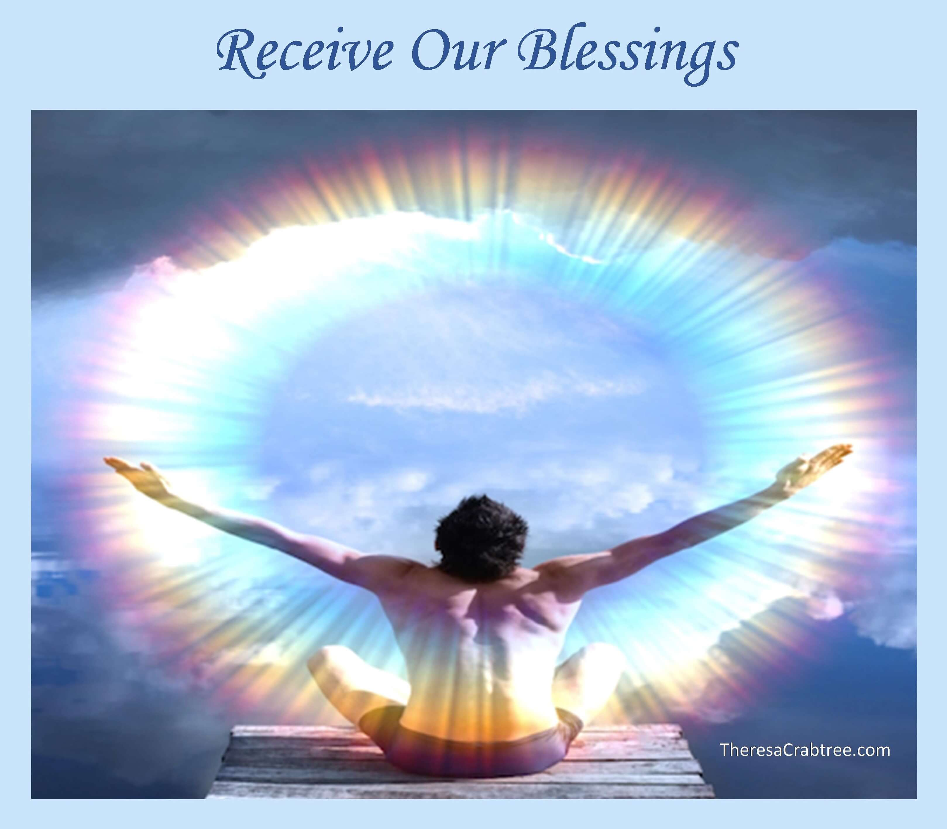 Soul Connection 197 ~ Receive Our Blessings