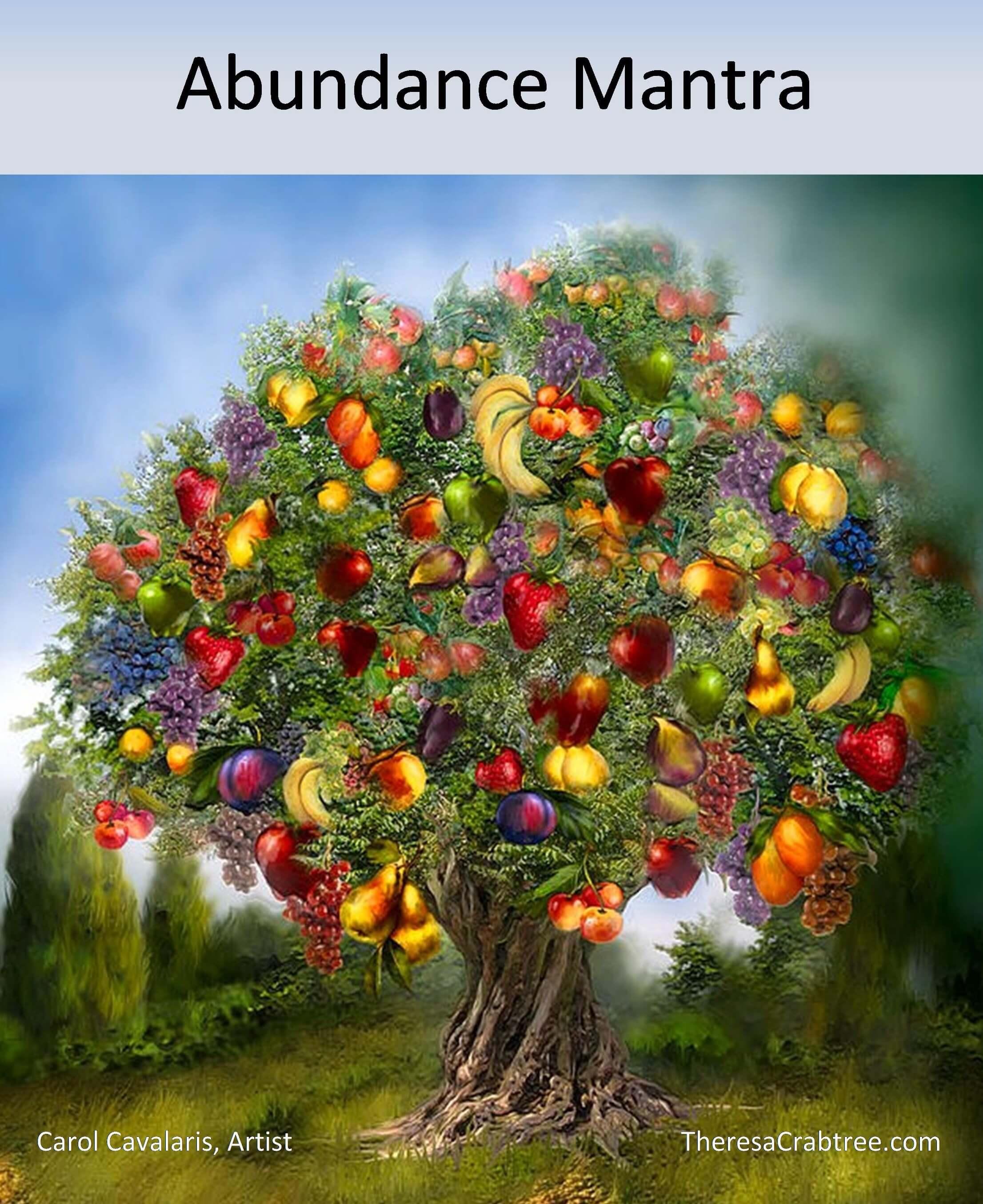 Abundance Mantra
