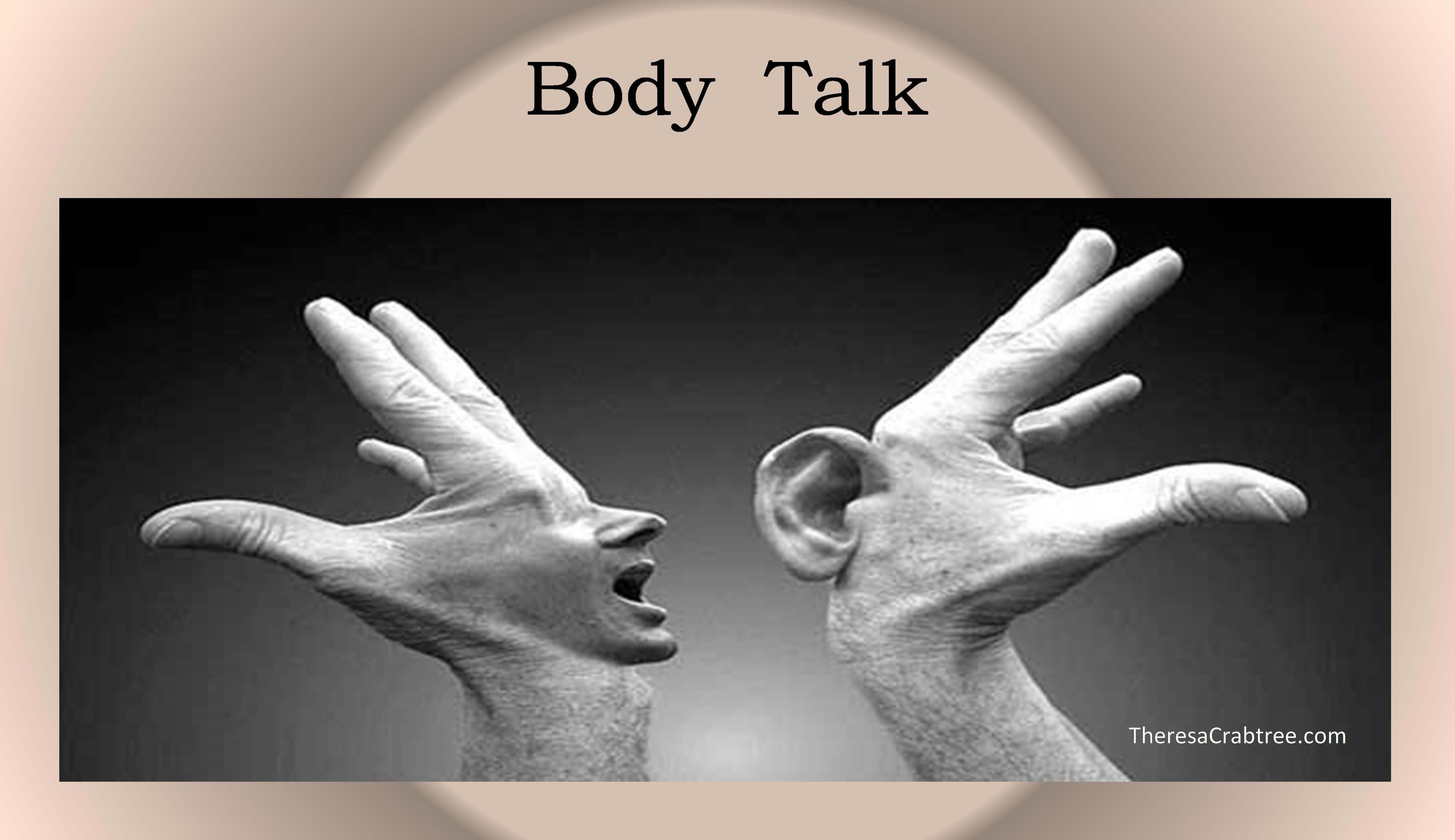 Soul Connection 239 ~ Body Talk