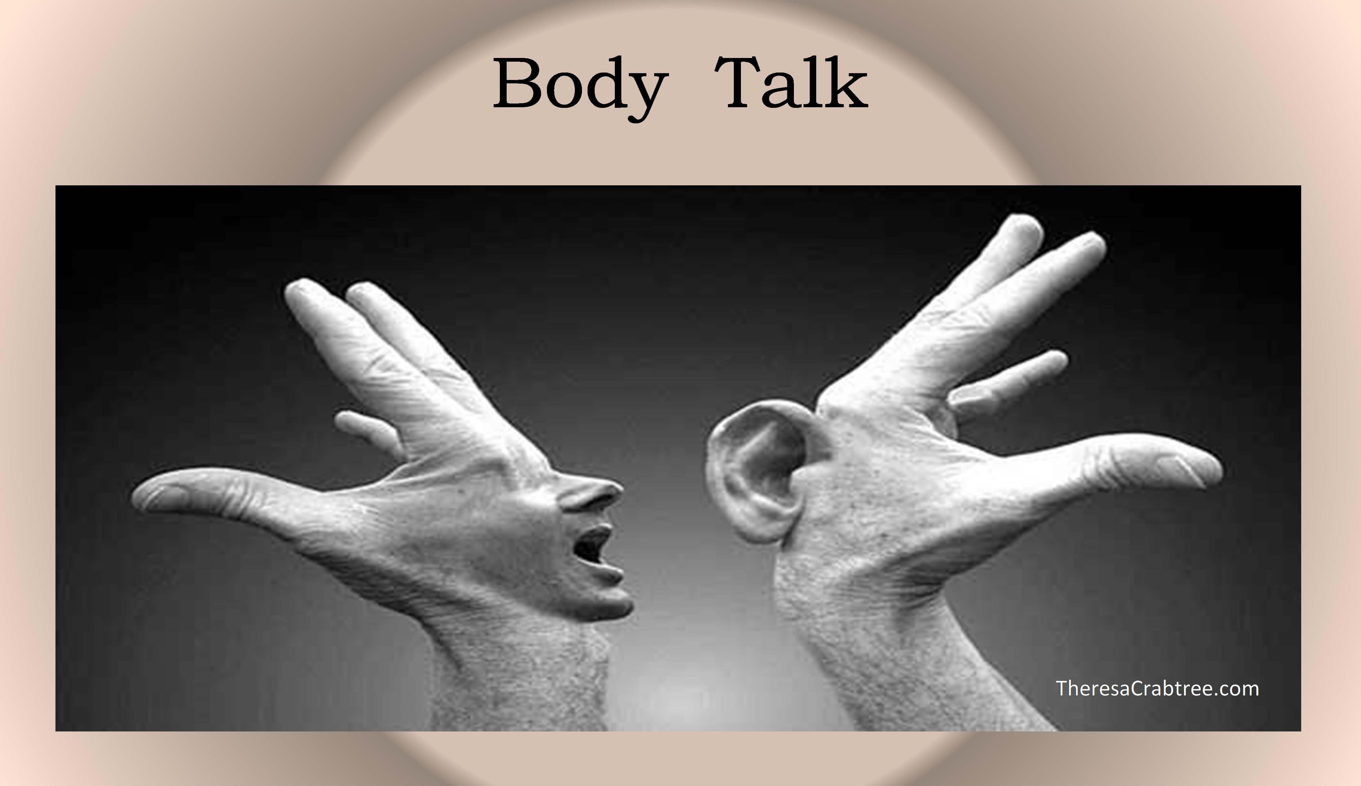 Soul Connection 239 ~ Body Talk