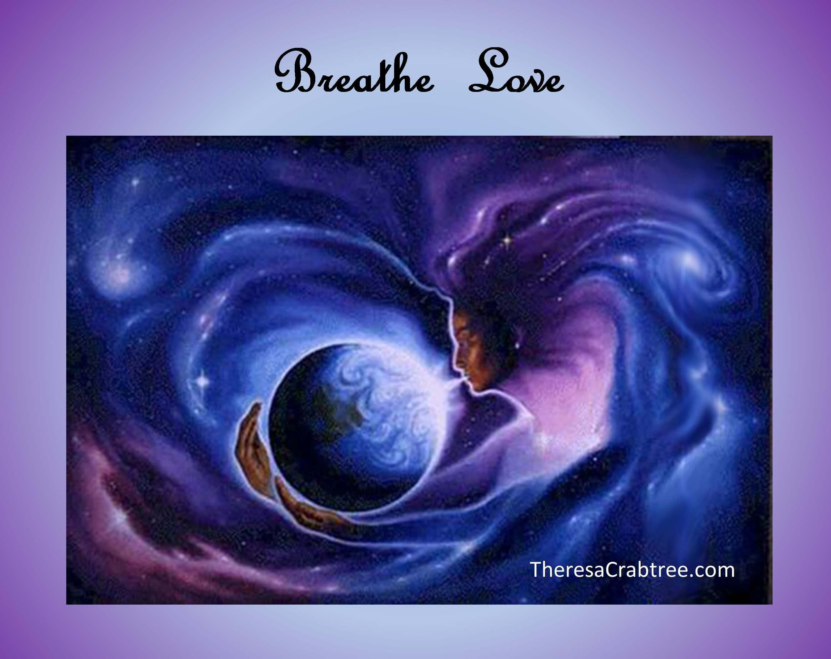 Soul Connection 237 ~ Breathe Love