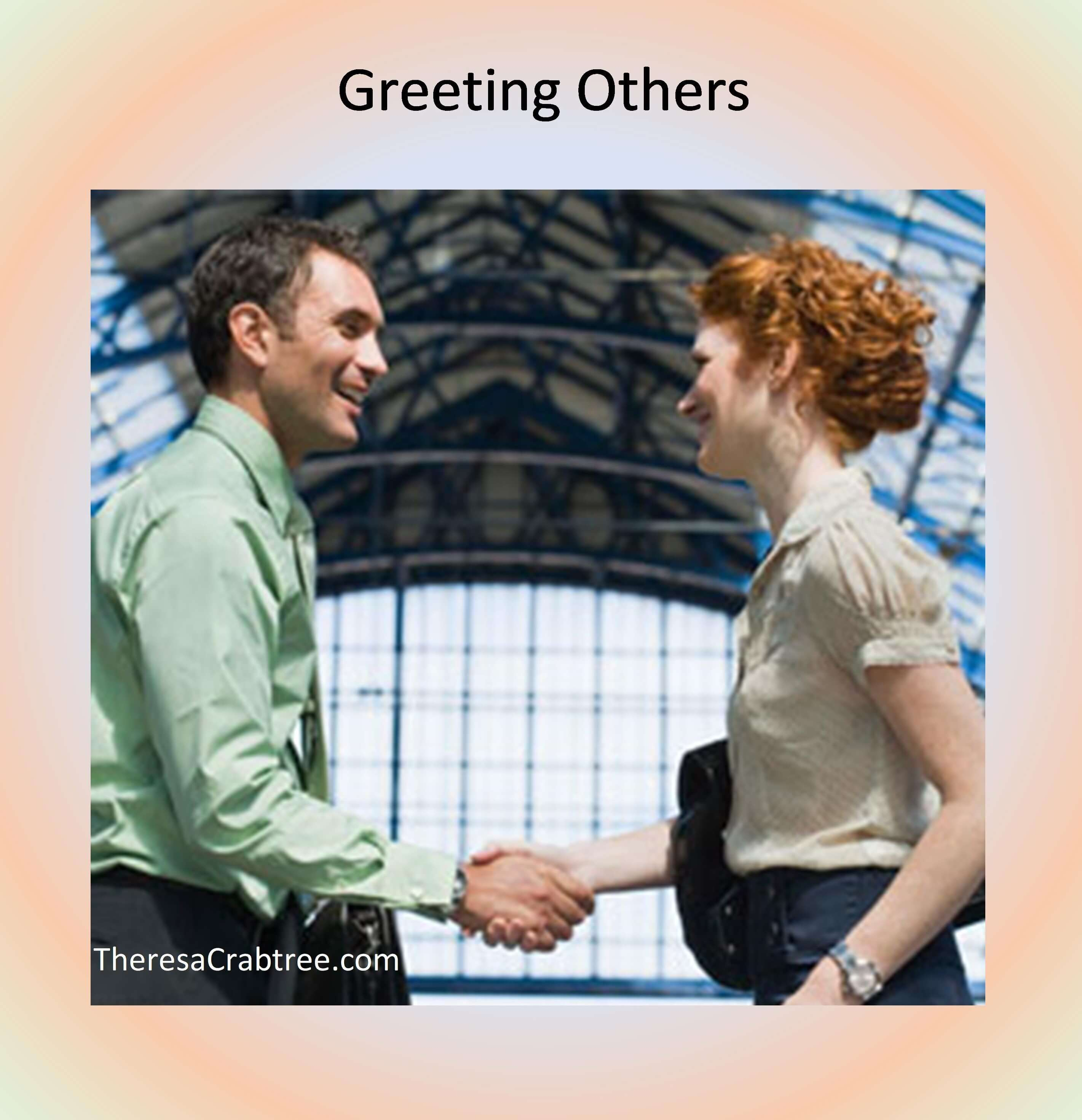 Soul Connection 236 ~ Greetings Others