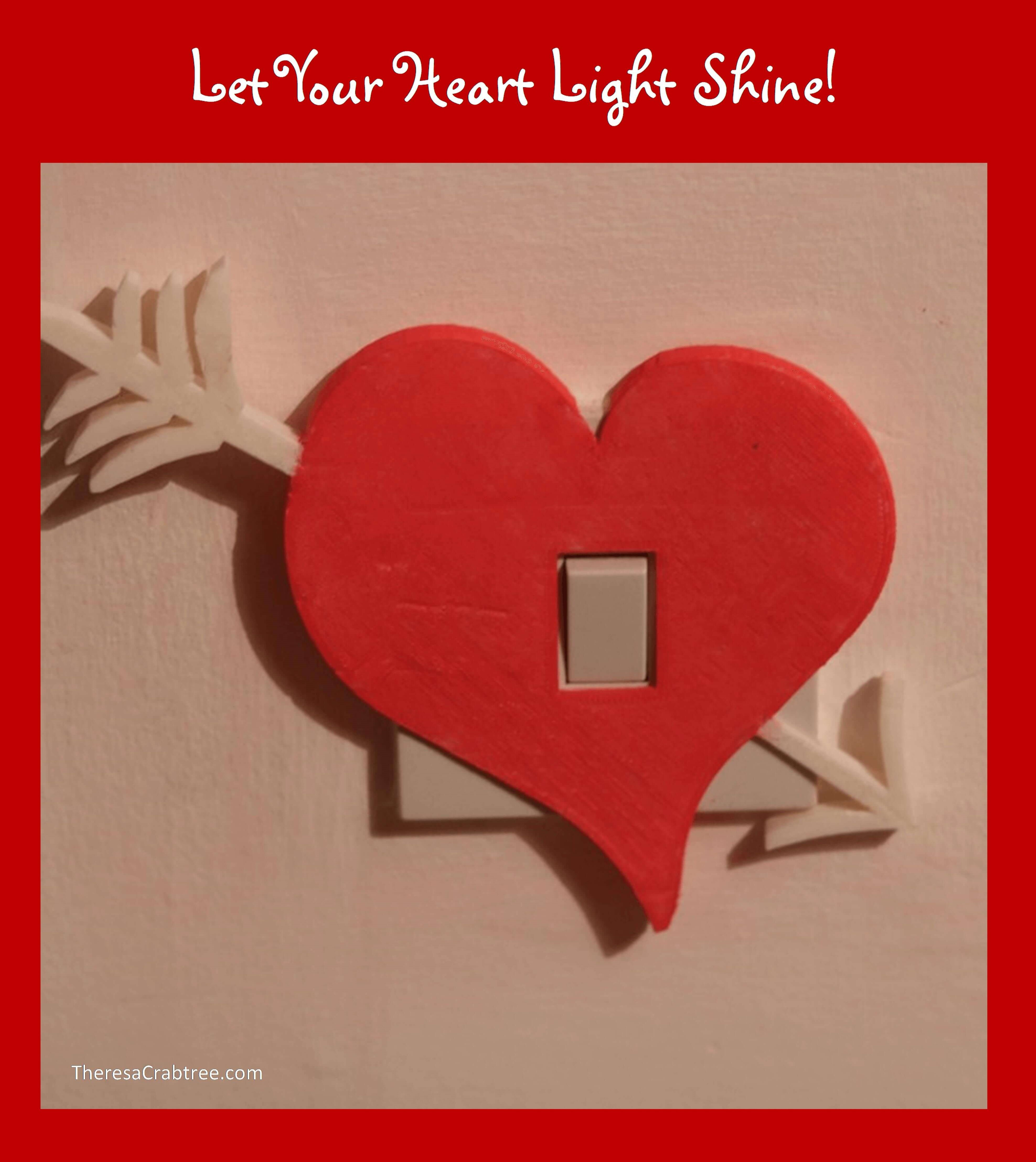 Soul Connection 249 ~ Let Your Heart Light Shine!