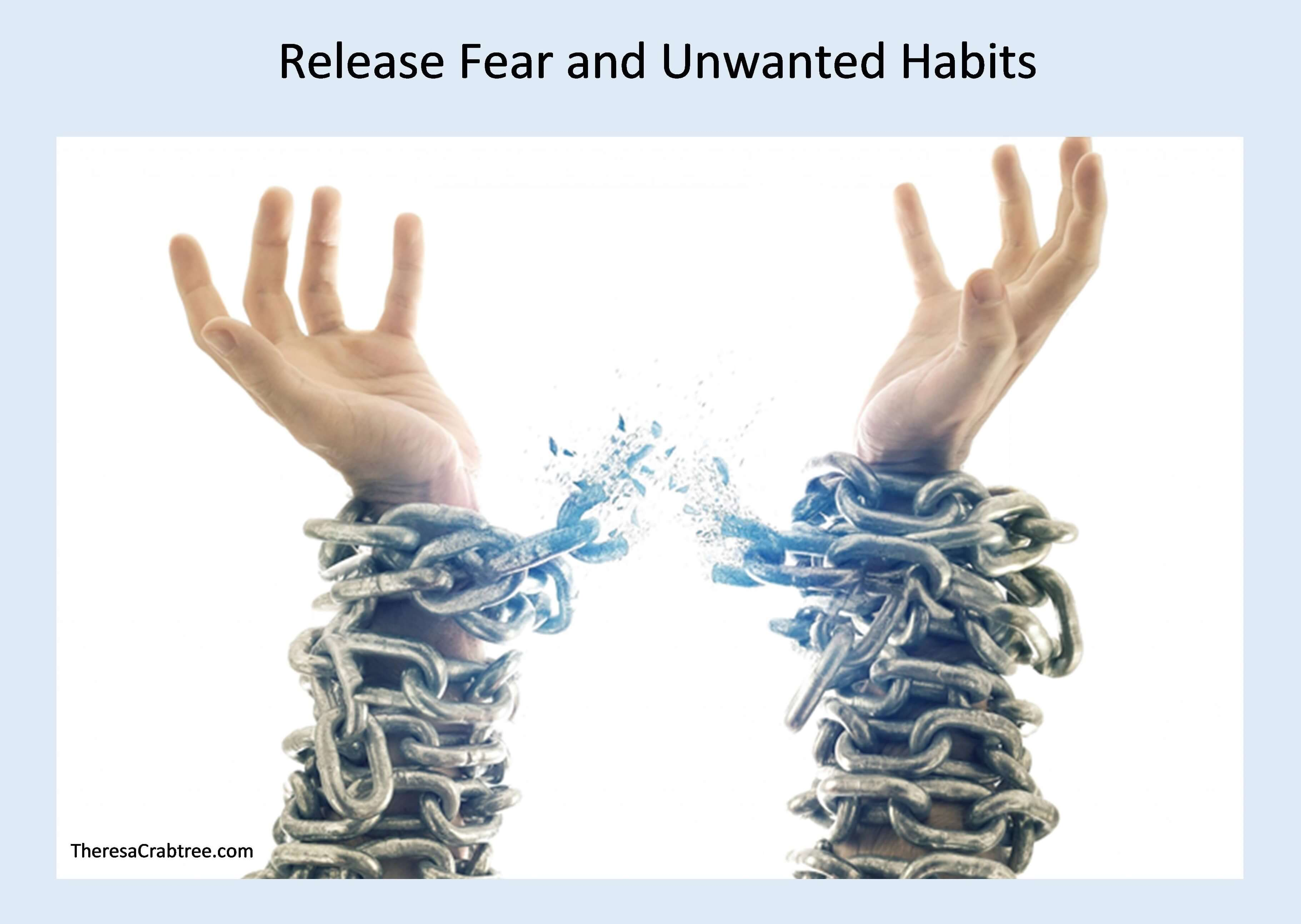 Soul Connection 12 ~ Release Fear and Unwanted Habits