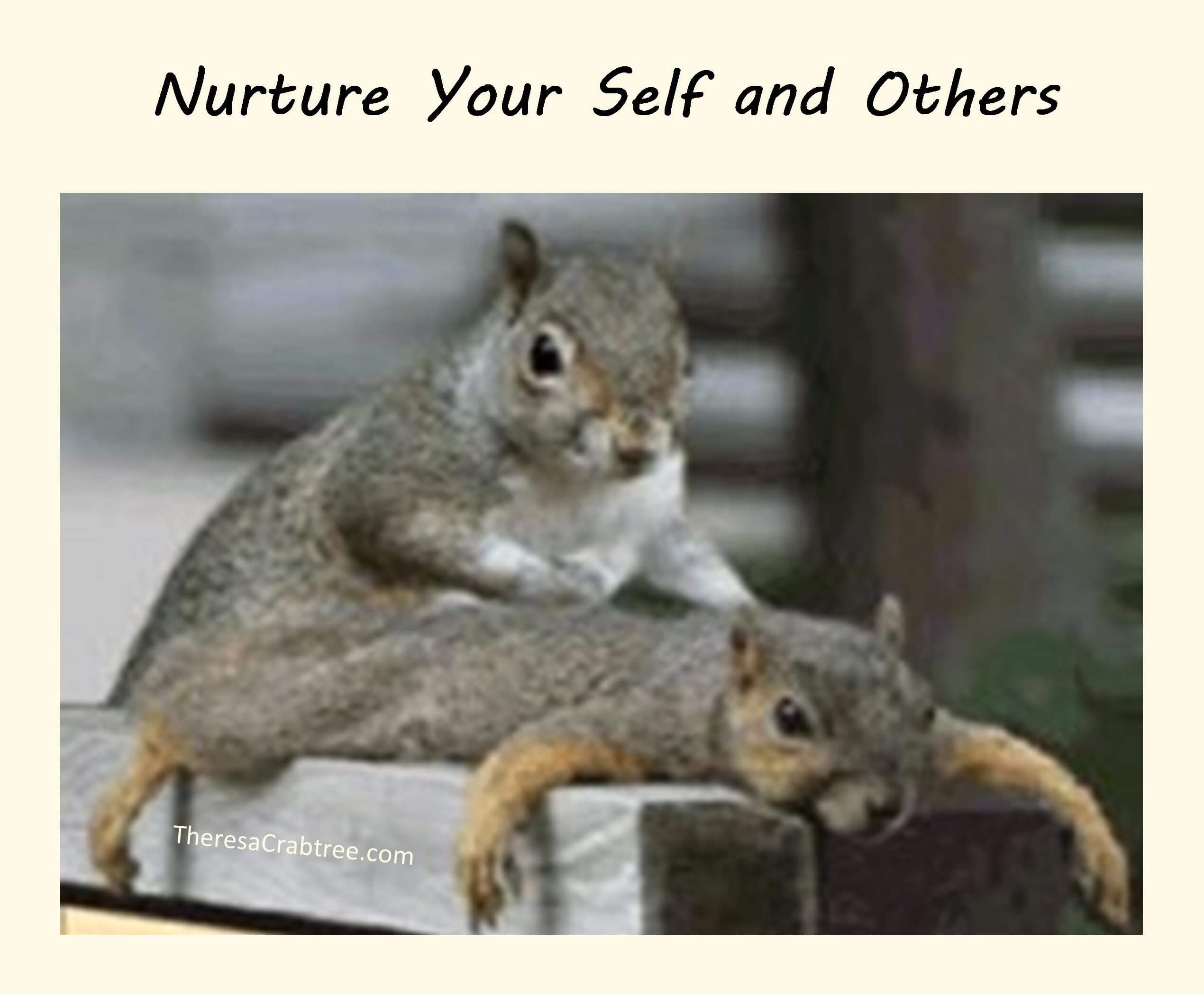 Soul Connection 14 ~ Nurture Your Self
