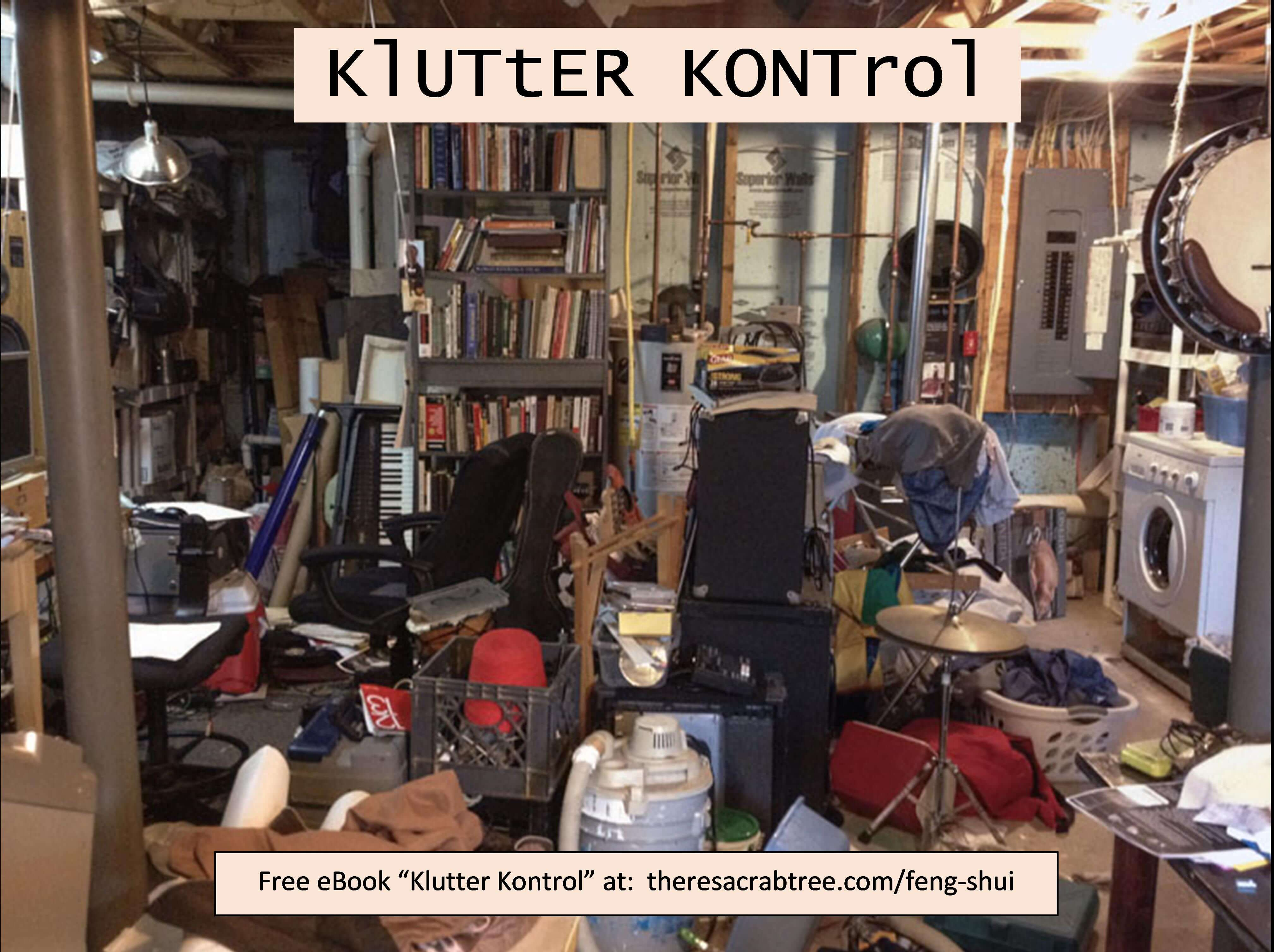 Soul Connection 20 ~ Klutter Kontrol