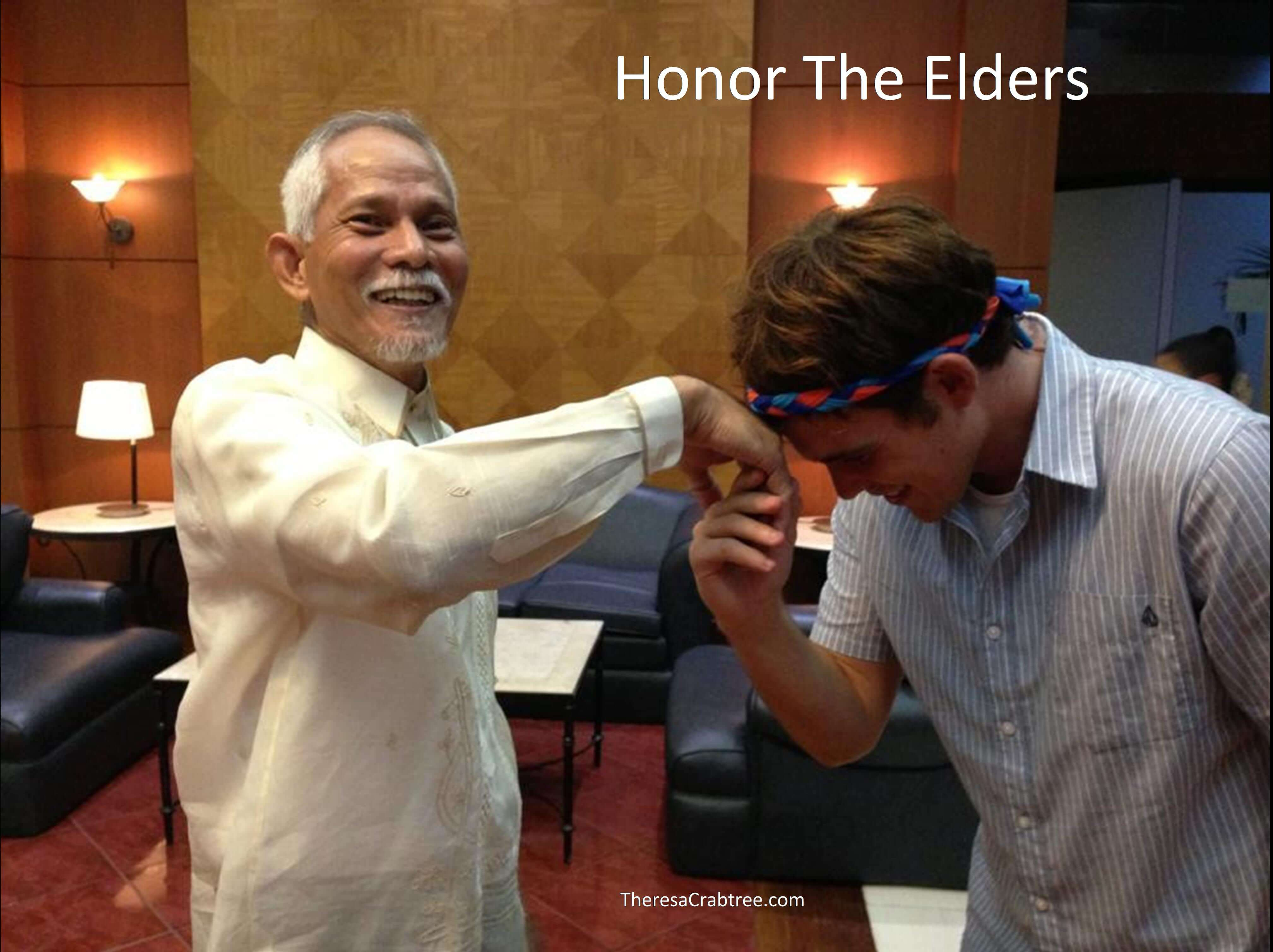 Soul Connection 22 ~ Honor the Elders