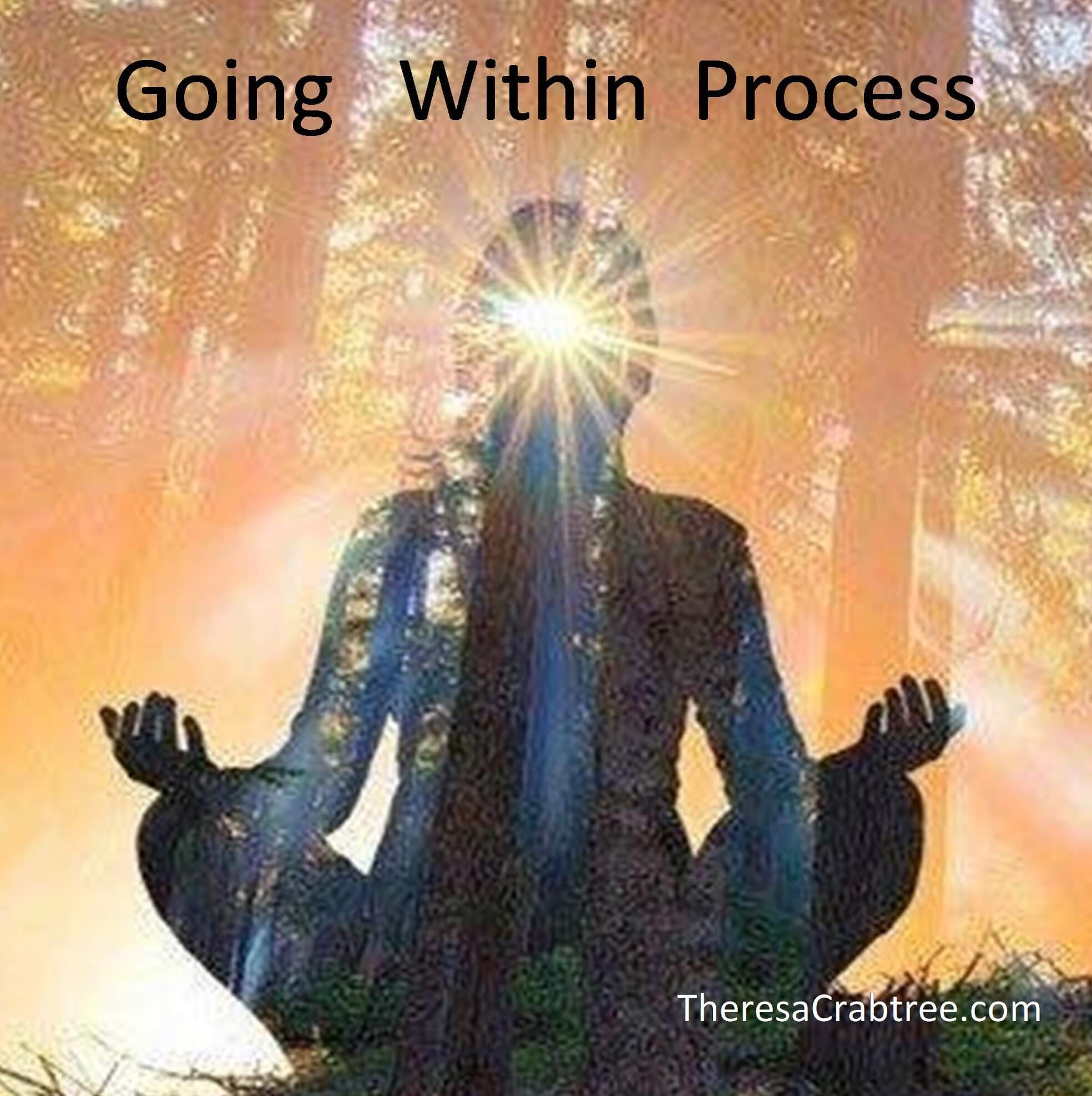 Soul Connection 27 ~ Going Within Process