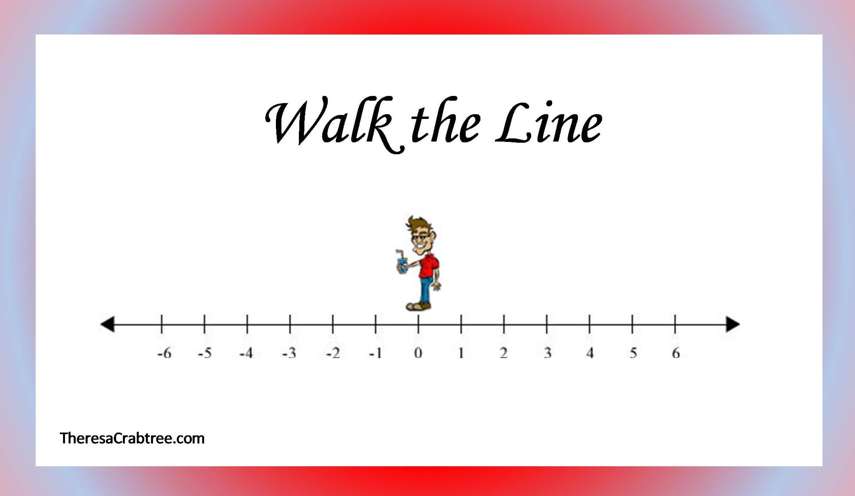 Soul Connection 46 ~ Walk the Line