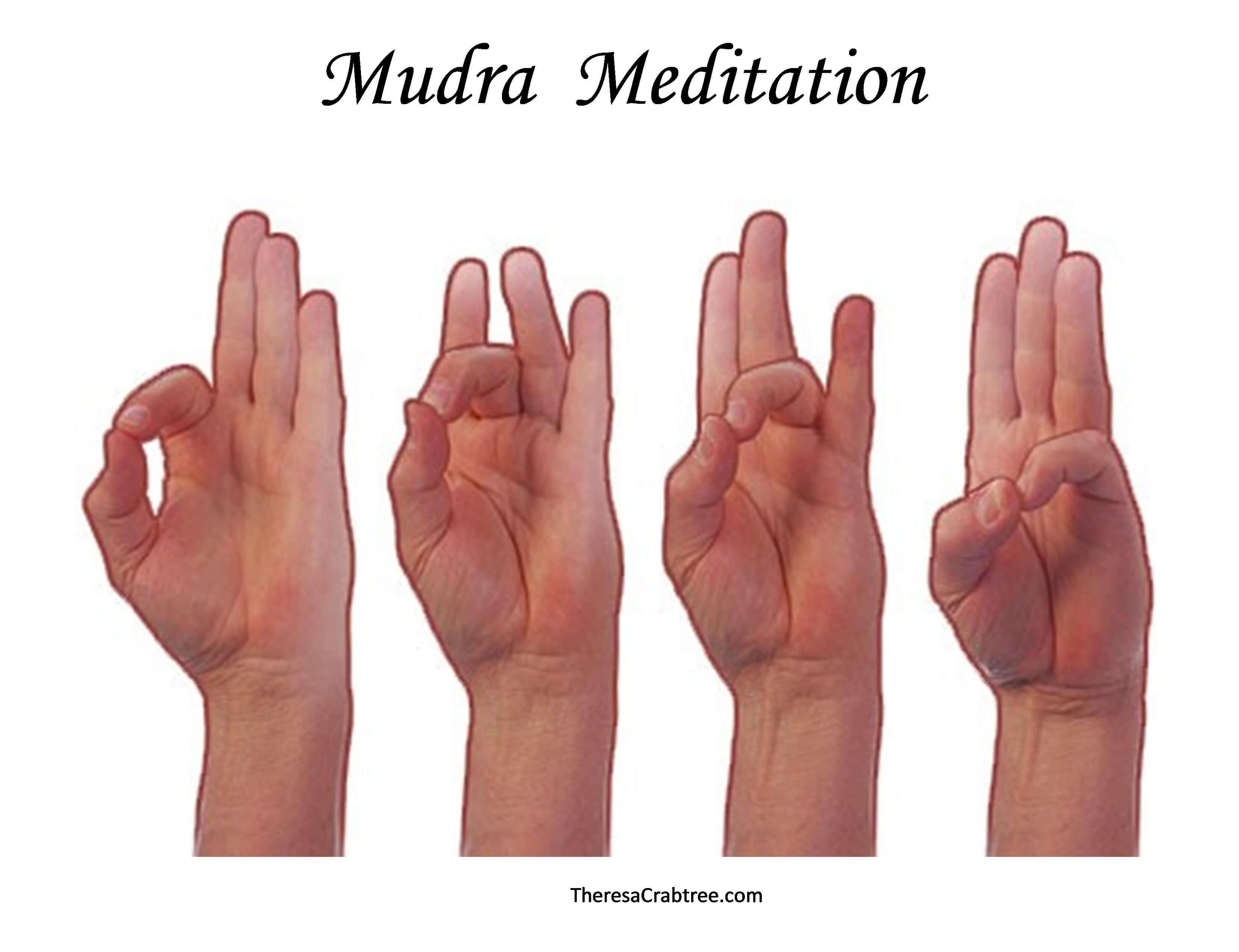 Soul Connection 75 ~ Mudra Meditation