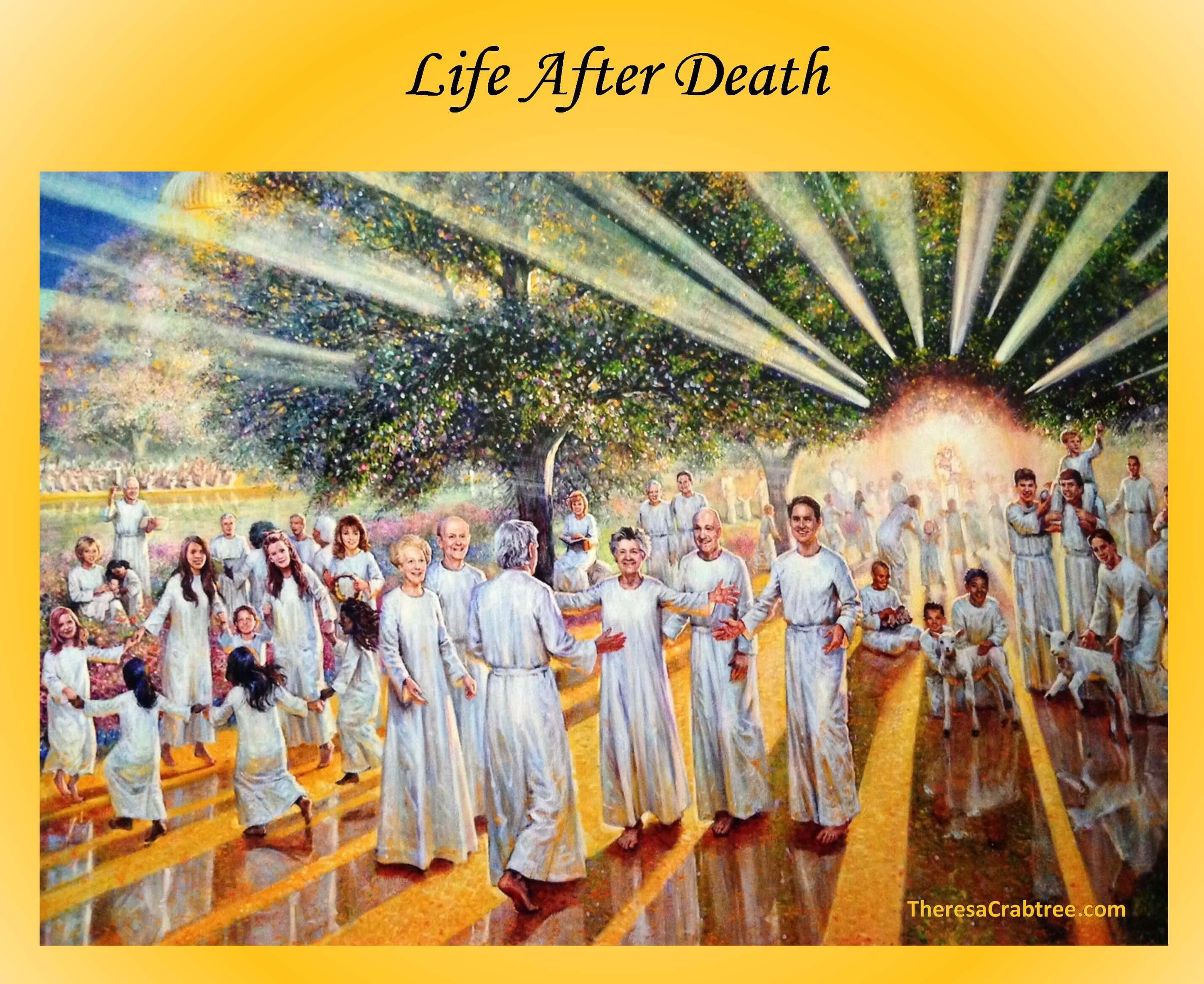 Soul Connection 92 ~ Life After Death