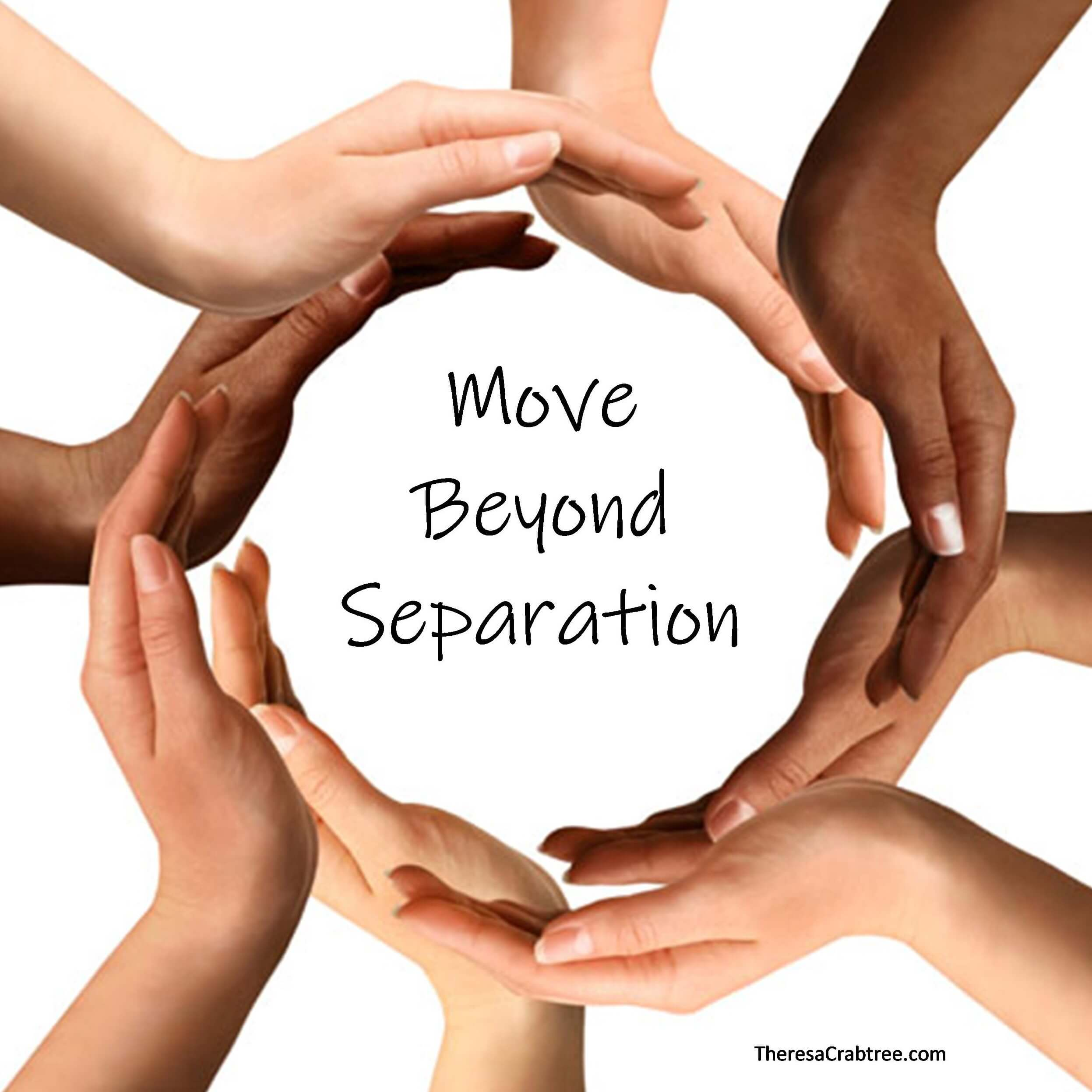 Move Beyond Separation