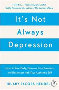 It's Not Always Depression Book Cover