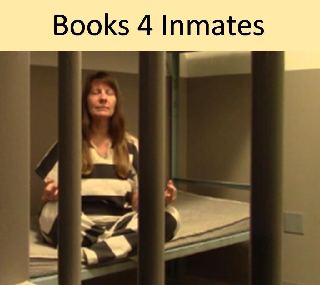 Books 4 Inmates logo