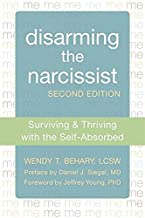 Disarming the Narcissist book cover
