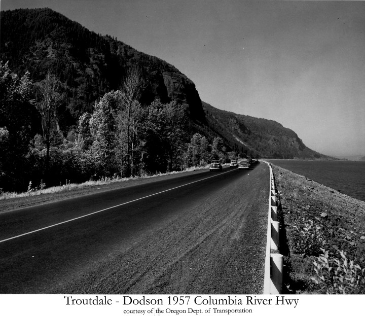Troutdale - Dodson 1957 Columbia River Hwy