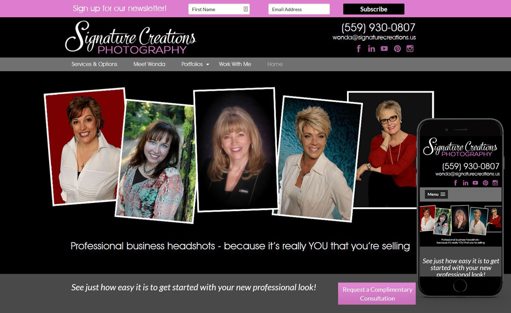 Signature Creations Photography