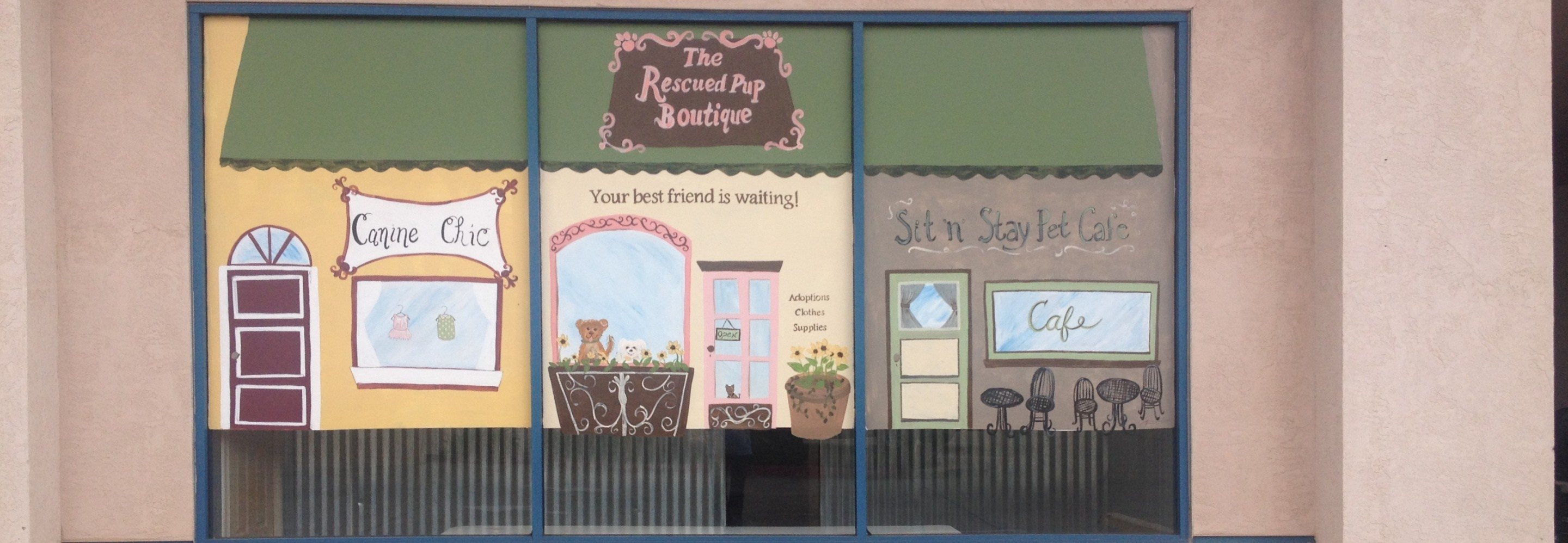 The Rescued Pup Boutique