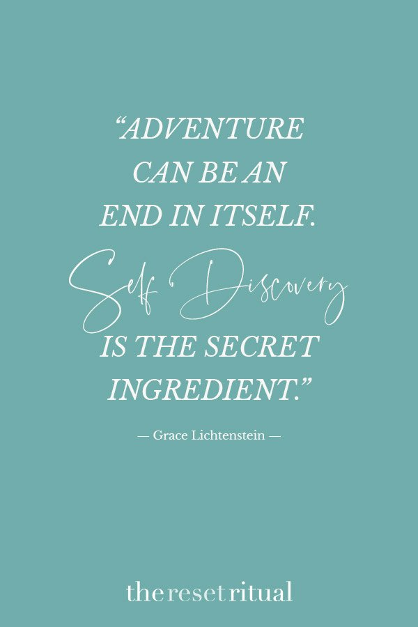 """Adventure quote 