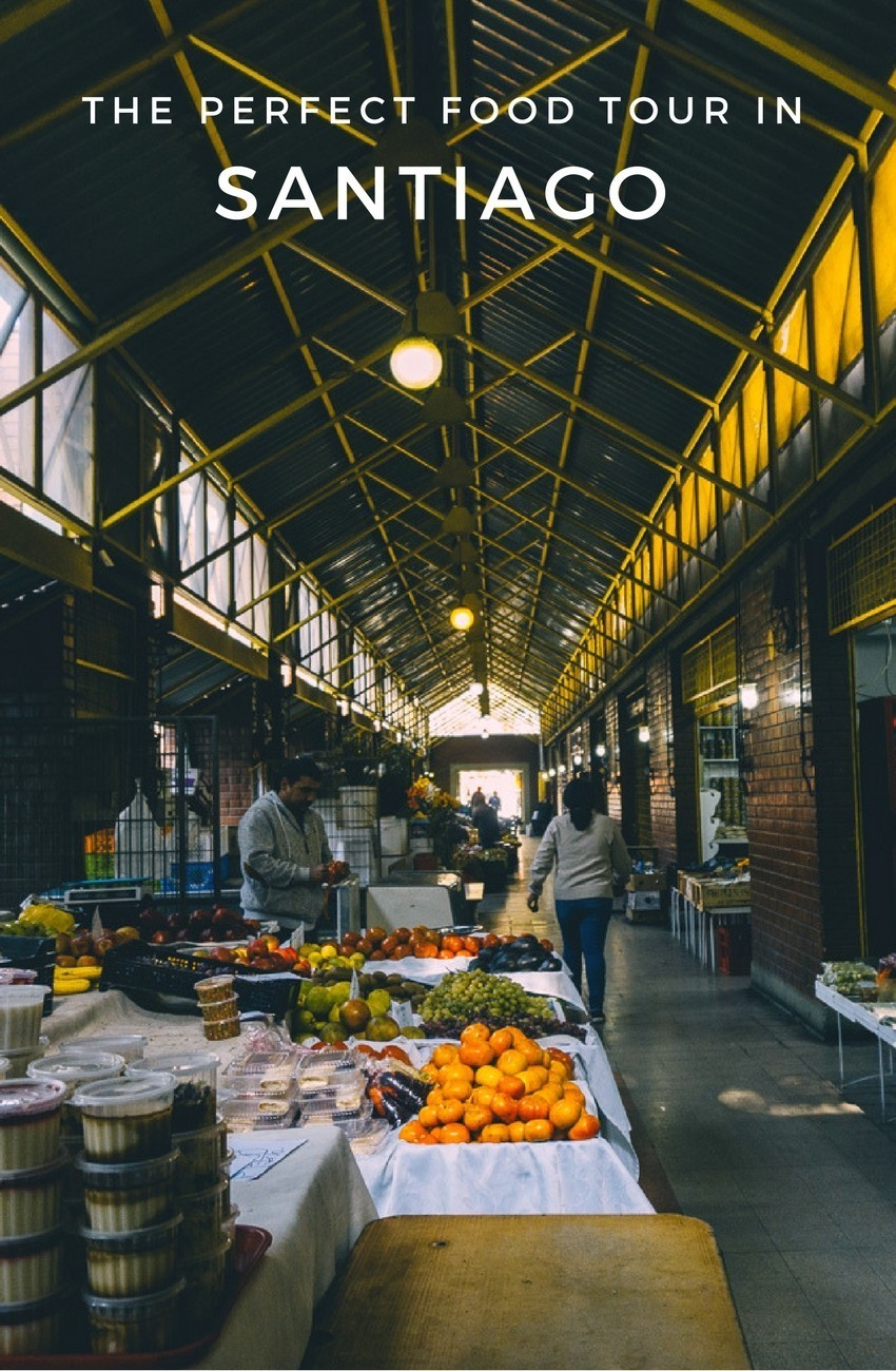 foodTrip Chile is by far the best Santiago food tour you'll find. Relaxed and intimate, you'll learn about Chile's history and culture one plate at a time.