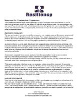 Insurance for Construction Contractors