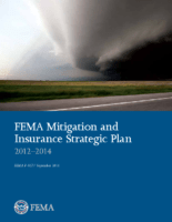 FEMA Mitigation Strategic Plan 2012-2104