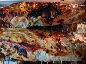 healthy roasted pork tenderloin
