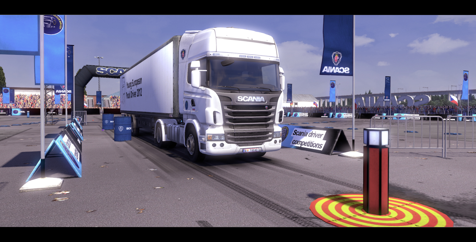 Scania Truck Driving Simulator Announced | The Reticule