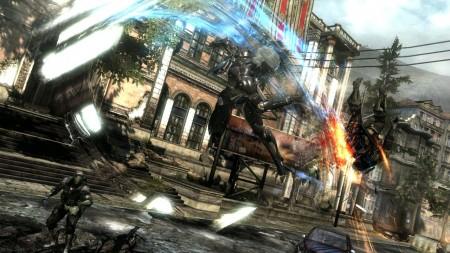 Metal Gear Revengeance Screenshot