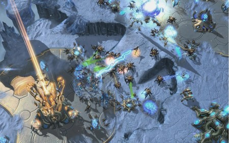 Star Craft 2 StarCraft II Screenshot March Release Date Blizzard