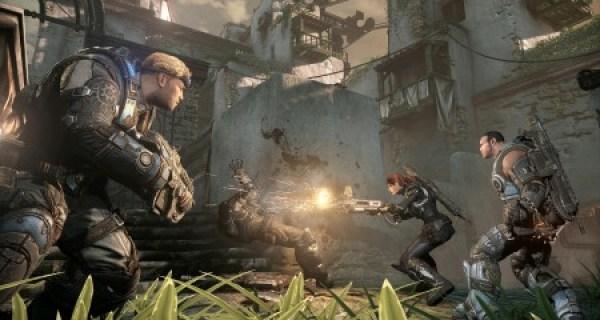 Gears Of War Judgement Campaign Screenshot Overrun Multiplayer