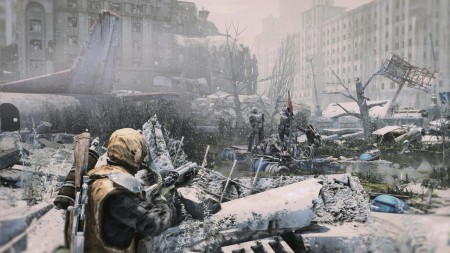 Metro Last Light 2034 Screenshot Moscow PC PS3 Xbox 360