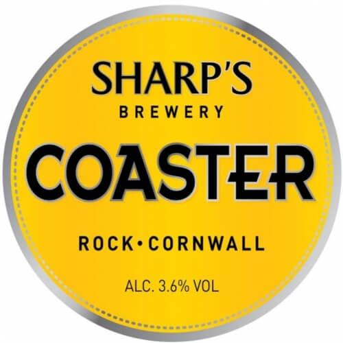 Sharps Cornish Coaster