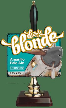 Dizzy Blonde Amarillo Pale Ale