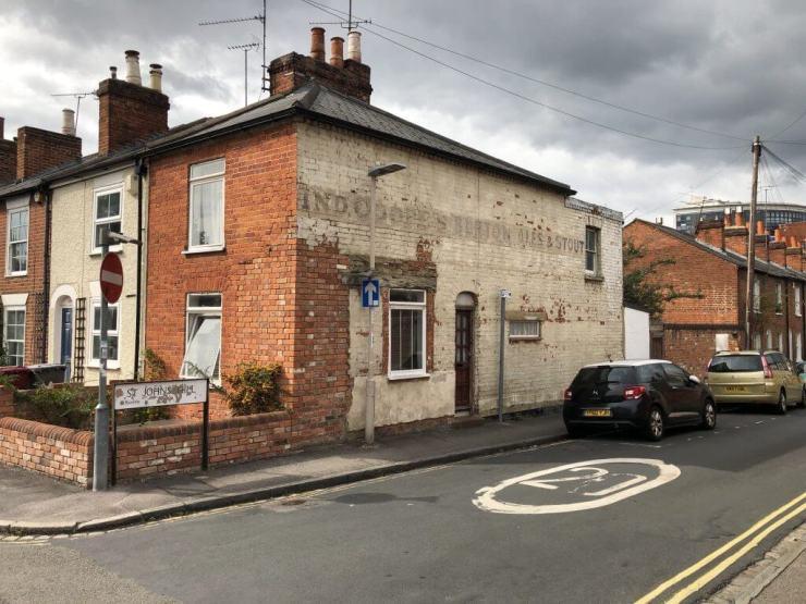 The Lifeboat pub, 39 St Johns Road, Reading, Berkshire