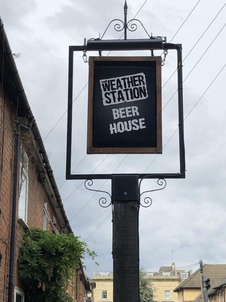 Weather Station, 19 Eldon Terrace, Reading, RG1 4DX