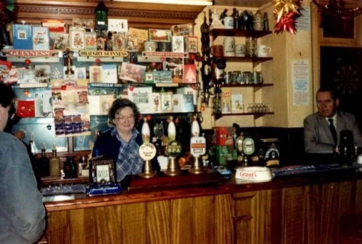 Rose Scott, landlady of The Retreat