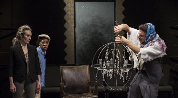 [Platonov] [New Ohio Theatre] [NYC] (c)Maria Baranova