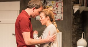 Alastair Whatley as Oliver and Emily Bowker as Emily