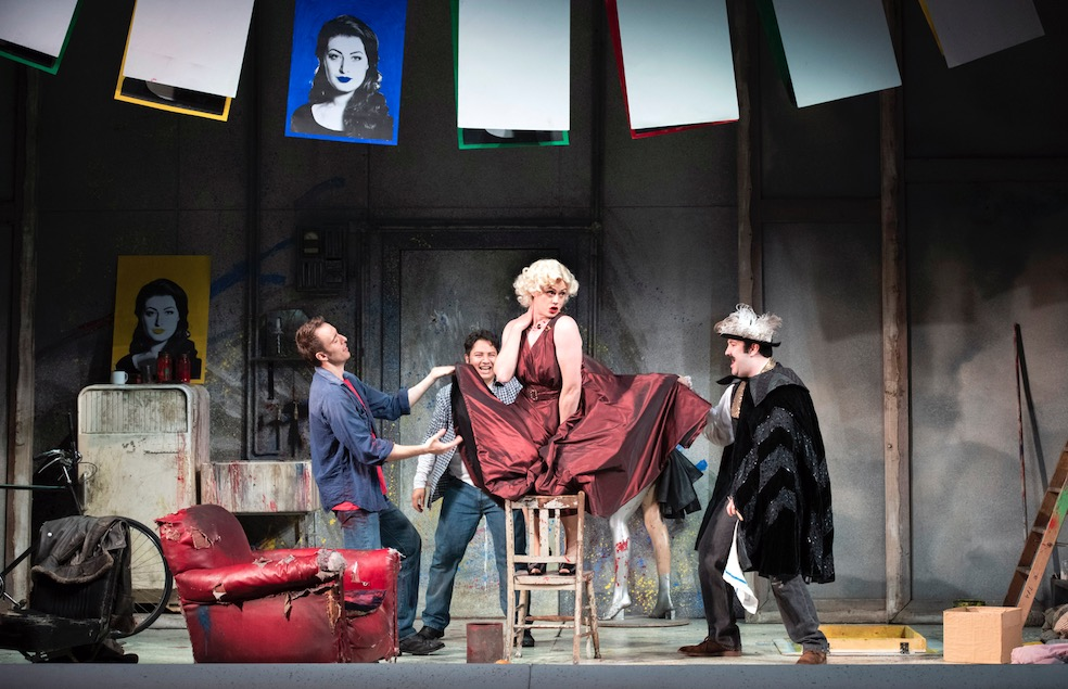 La Boheme – Lowry Theatre, Salford - The Reviews Hub