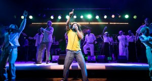 Mitchell Brunings (Bob Marley) in One Love - The Bob Marley Musical